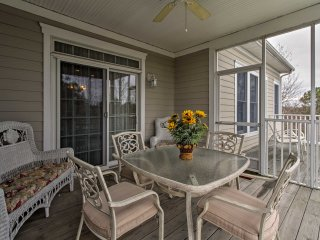 NEW! Luxury 2BR Bethany Beach Condo on Golf Course