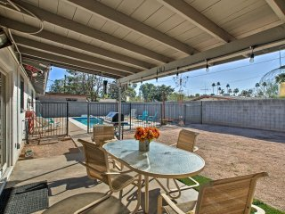 NEW! 3BR Mesa House with Pool & Grill Minutes ASU!