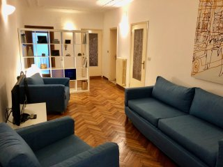 Ca Giulia, great big apartment close in the traditional Cannaregio area