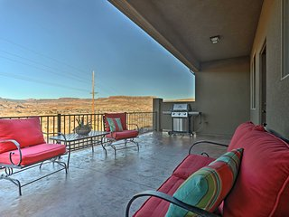 NEW! 4BR Hurricane House w/ Panoramic Zion Views!