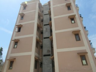 Apartments at Adbhut Mandir