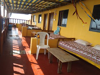 #402 Quiet And Relaxing Stay Near Arambol Beach