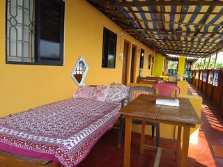 #403 Quiet And Relaxing Stay Near Arambol Beach