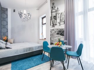 City Center Studio in ApartHotel KrakowLiving OF2