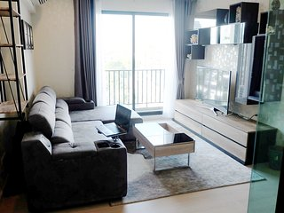 Comfortable Apartment in The Niche Pride Thonglor Petchaburi