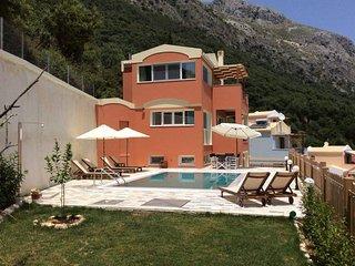 Villa Astaria | Barbati Bay View