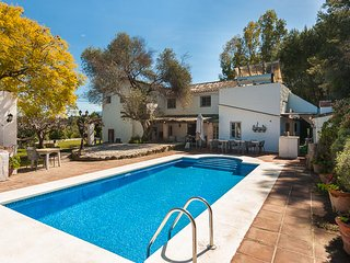 5 bedroom Villa in Coin, Andalusia, Spain : ref 5569825