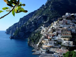 Casa Carola Beautiful sea view and relax in Positano!!!