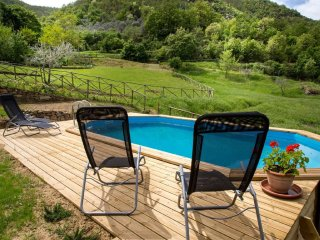 La Volpe, the warmth of Tuscany - Wifii, pool, private parking