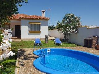 Chalet con piscina en Conil,Adelfa-chaparrillo 7