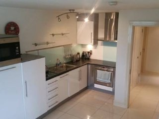 Cuirt Seoige Bohermore Galway Apartment