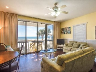 4 Bed/4 Bath~Large Beach home, right on the Gulf! ~Perfect for Spring Break!!