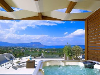 4 bedroom Villa in Kokkinon Khorion, Crete, Greece : ref 5569446