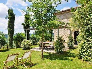 5 bedroom Villa in Castiglione in Teverina, Latium, Italy : ref 5447867