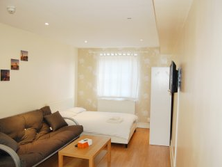 Lovely large (f1-9)  Studio Apartment in NW3