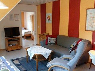 Gästehaus Zur alten Post 'Wohnung Ost'