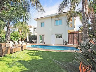 Cyprus Holiday Villa REBECCA Profile