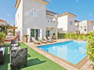 Cyprus Holiday Villa PALM Profile