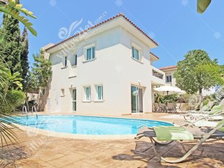 Cyprus Holiday Villa ROSE Profile