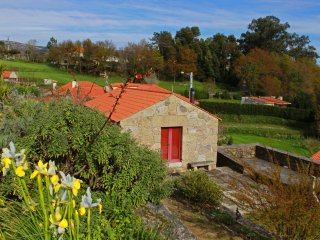 Country retreat with private pool near Paredes de Coura