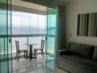 Apartamento Beira Mar em Canto Grande, Bombinhas
