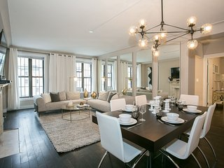 Ultra Luxurious Large 3 Bedroom 5th Ave