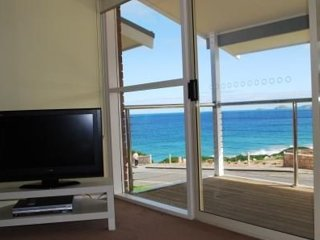 Port Elliot Neptune Beach House beachfront owned by Encounter Holiday Rentals