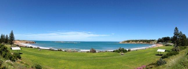Alquiler de vacaciones Port Elliot Neptuno frente a la playa casa de playa Horseshoe Bay