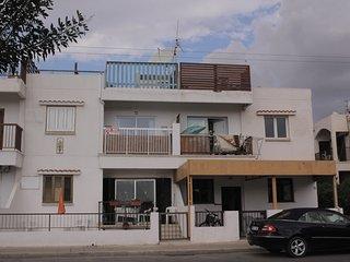 Ayia Napa centrally located 2bd holiday apartment