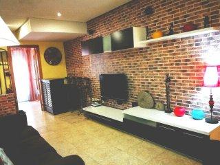 5Pax-3Hab-Apartamento en zona tranquila y céntrica.