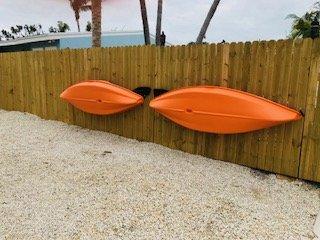 Kayaks para explorar la PACÍFICA DEL CANAL