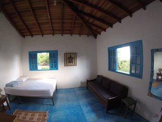 Casa no sitio da Cachoeira Ilhabela