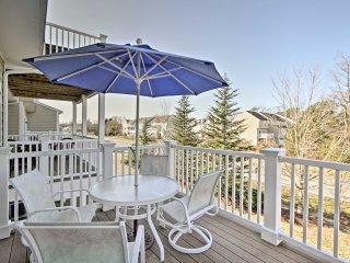 NEW! Millville Condo - 2 Miles to Bethany Beach!
