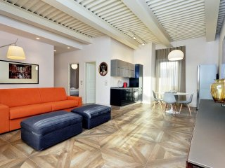 Elegant 1bdr in the heart of Rome, Piazza Barberini