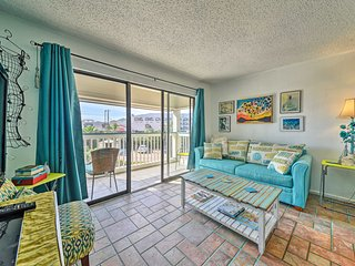 NEW! Oceanfront 1BR Condo -Balcony w/ Beach Views!