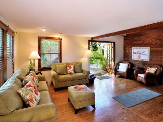 Family-friendly home w/ private pool, furnished patio, and parking - Dogs OK!