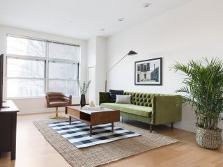 Serene 2BR in South End by Sonder