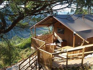 Quinta Japonesa - Safaritent Casa Matsu 2-8p