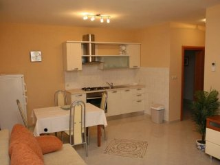 Apartment Mia  Novalja A1  White  apartment  for 2+2  pax