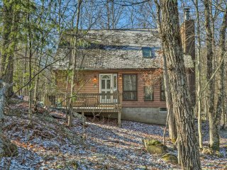 Masthope Mtn Poconos Home w/Fire Pit & Lake Access