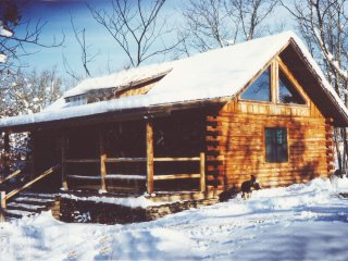 Cherokee Mountain Log Cabin