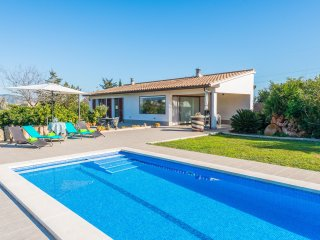 ES SERRAL - Villa for 6 people in sa Pobla