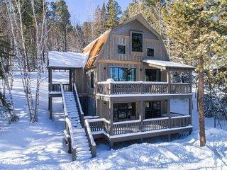 Ravens Ridge - new cabin on Gilded Mountain!