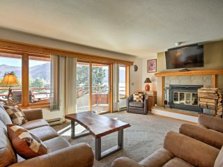 NEW! 2BR Condo on Shadow Mountain Lake w/Mt. Views