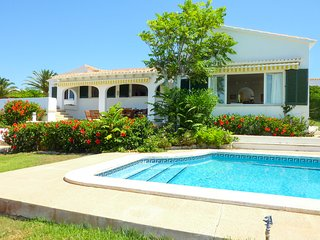 4 bedroom Villa in Binibèquer Vell, Balearic Islands, Spain : ref 5569819