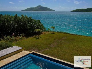 03 Bedrooms villa with private pool on Eden Island,Seychelles