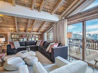 Luxury Ski Chalet Cryst'Aile