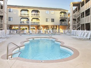 NEW 2BR Great Rates AND Across from the Beach!