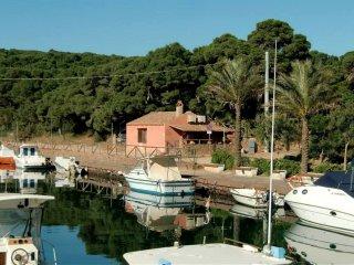 Villa dei Pescatori in spiaggia PORTO PINO
