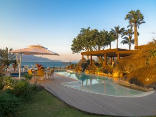 Exuberante Casa de Praia Mantik Ilhabela